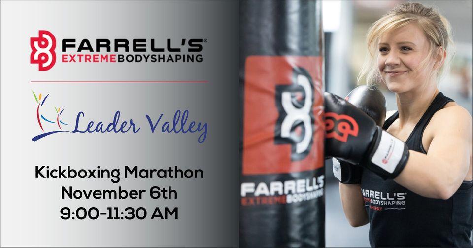 Leader Valley Kickboxing Marathon